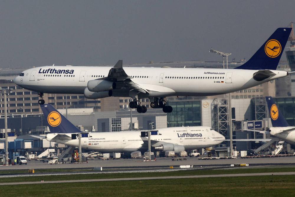 Pronađena neeksplodirana avionska bomba kod aerodroma u Frankfurtu