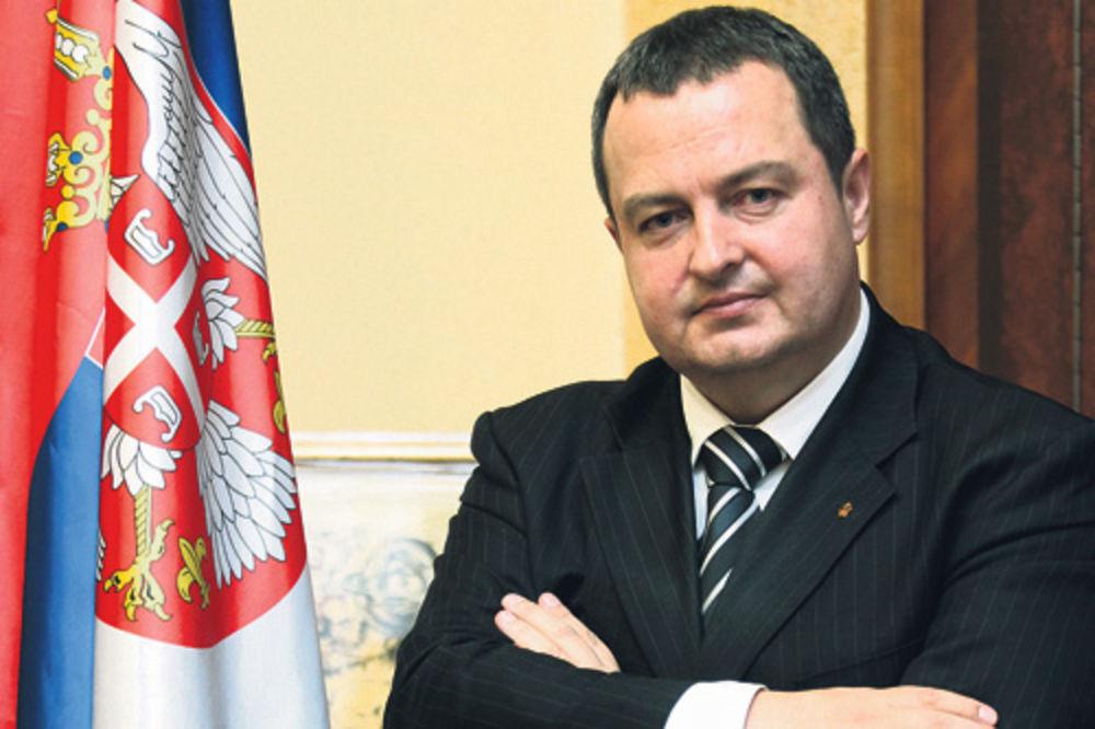 DAČIĆ U NJUJORKU: Idemo u EU, Rusija nije strateško opredeljenje Srbije!
