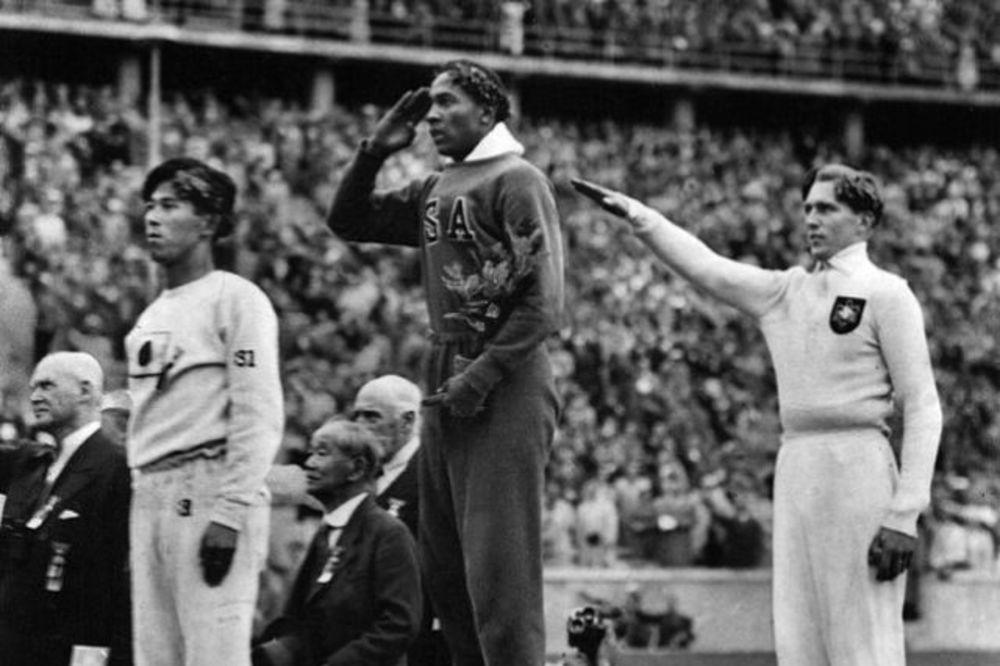 VEČITA MISTERIJA: Da li je Hitler na današnji dan čestitao Džesiju Ovensu zlato na Igrama u Berlinu