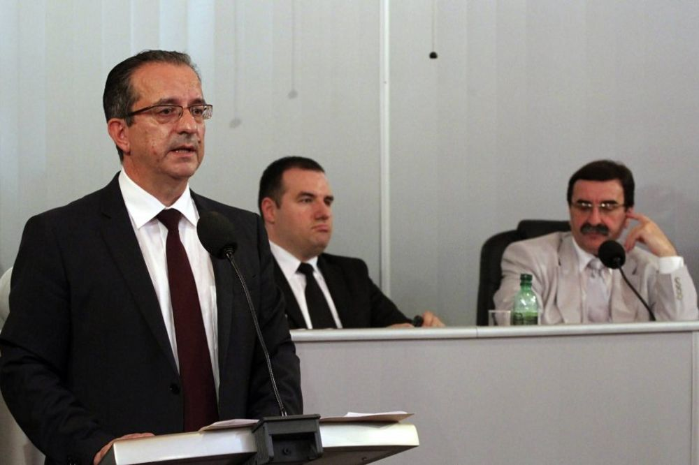 Zoran Perišić (SNS) novi gradonačelnik Niša
