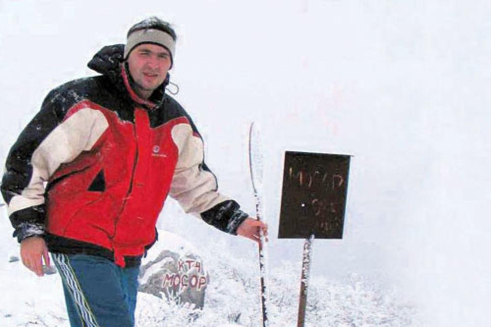 Srbin izbegao snežnu smrt!