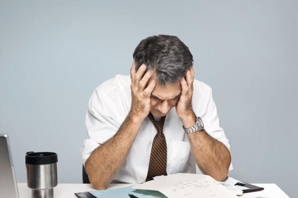 OPASNE POSLEDICE: Stres smanjuje mozak
