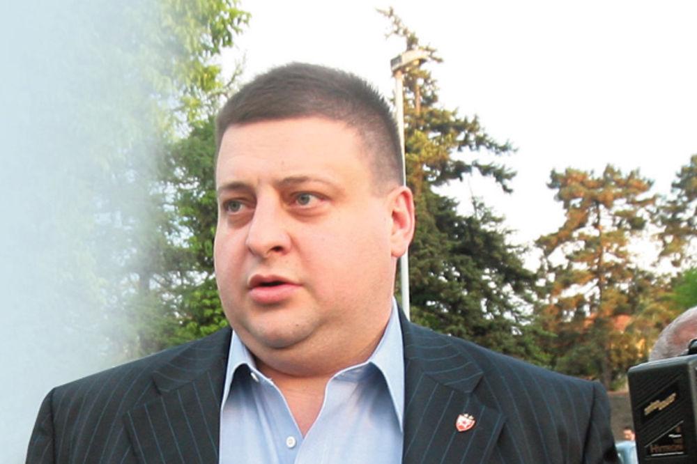 Dušan Mrakić, Đorđe Stefanović, FSS, crvena zvezda, fudbalski savez srbije,