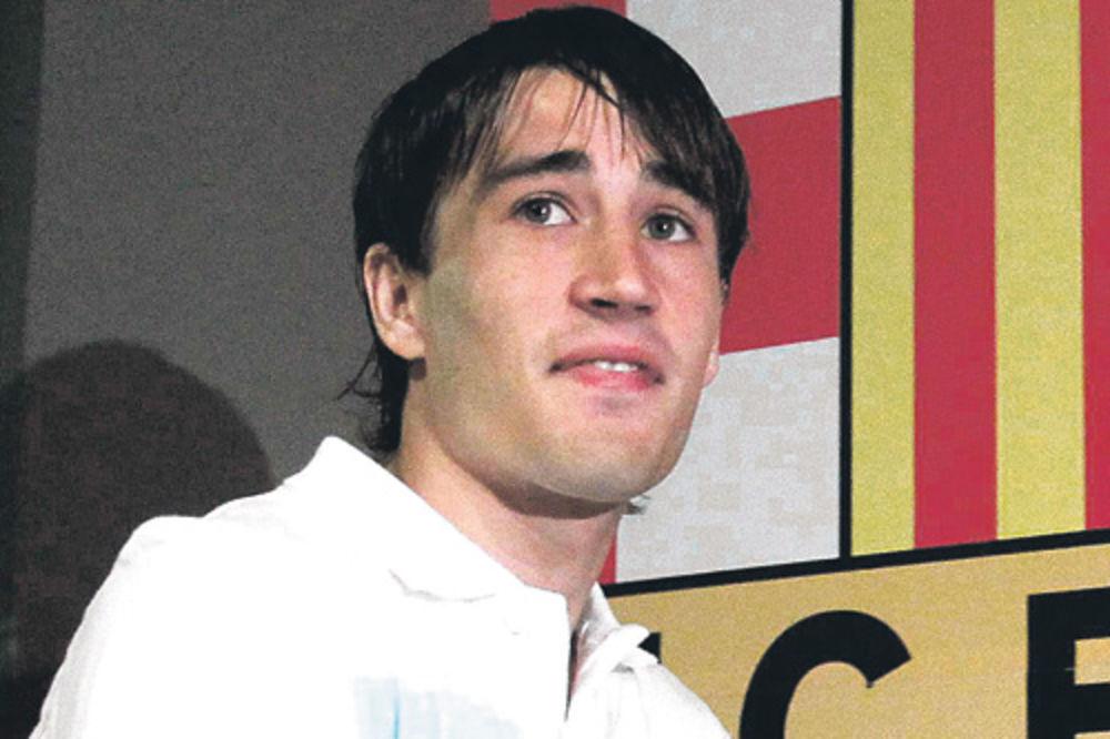 Bojan Krkić: Prvo klub, pa reprezentacija