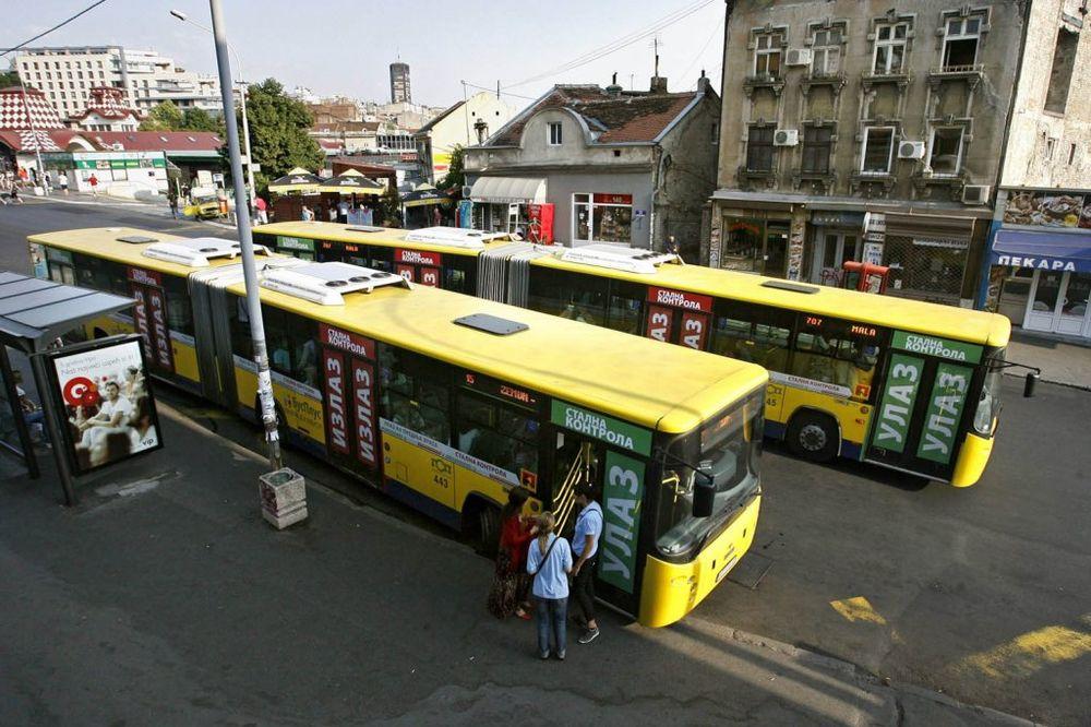 Bus plus, GSP, nove mere,