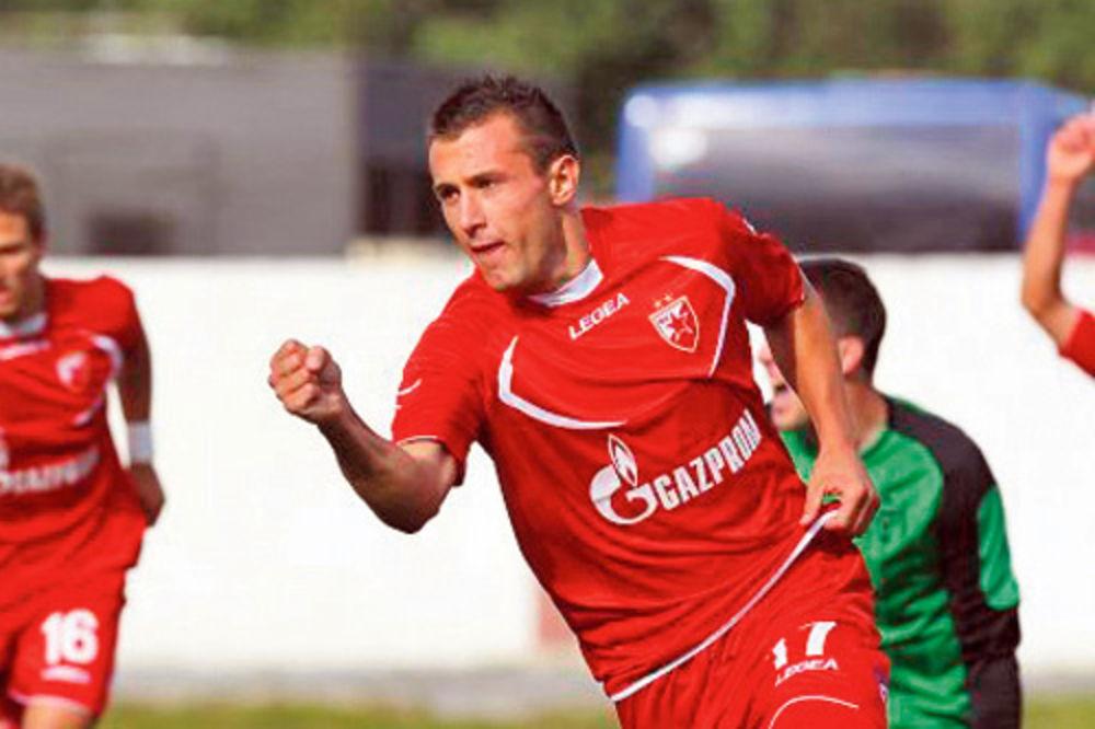 Crvena zvezda, Naftan, Belorusija, pobeda, Liga Evrope, kvalifikacije,