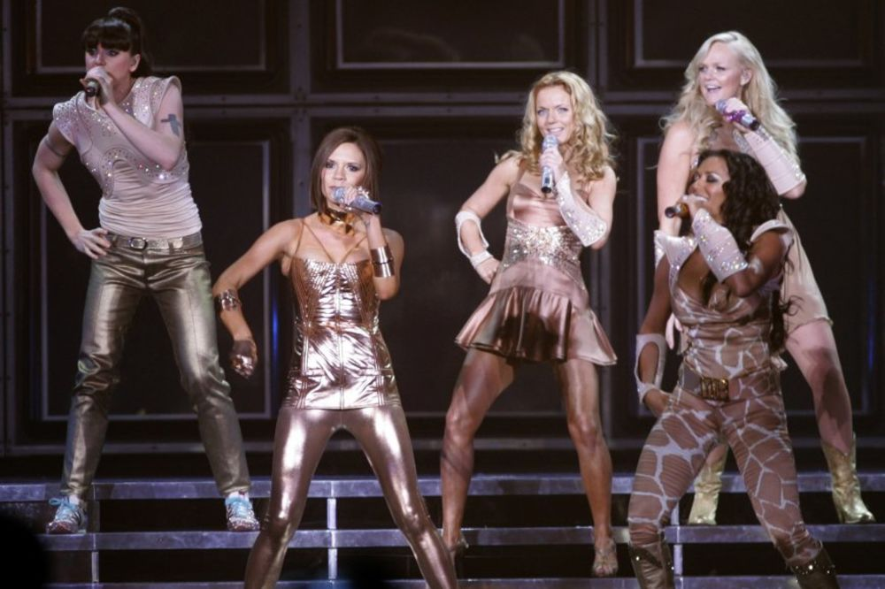 Spice Girls, Olimpijada, Wannabe,