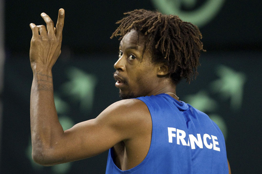 MONFIS DEKLASIRAO FEDERERA: Francuska izjednačila u finalu Dejvis kupa