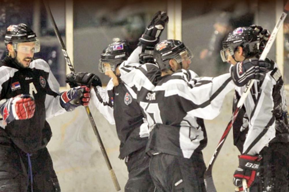 RUSI TVRDE: Partizan želi da igra rusku hokejašku VHL ligu