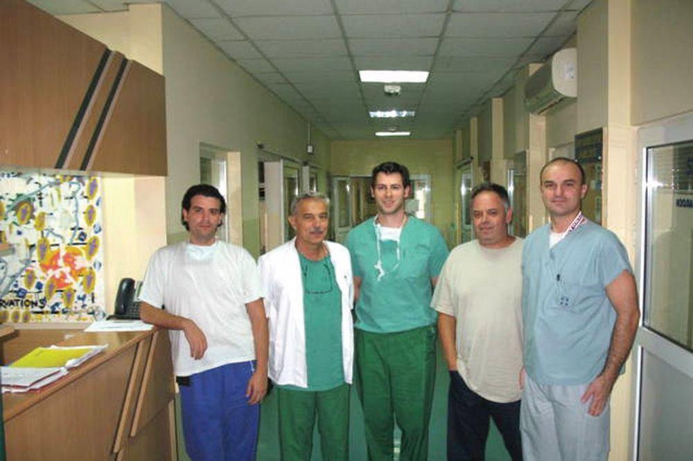 transplantacija lica, Dr Branko Bojović, HIRURGija operacija