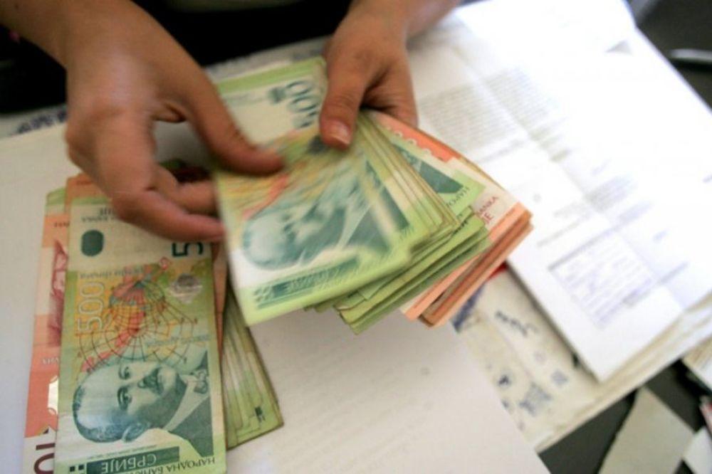 Srbija, porez, dužnici, isplata, foto kurir