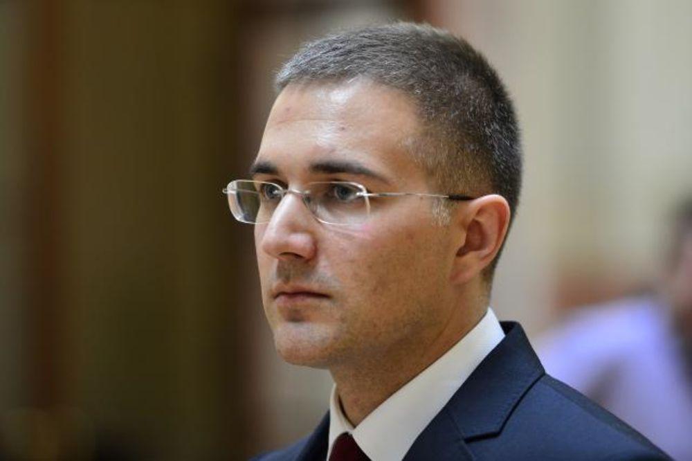 Stefanović: Sa Interpolom tragamo za automobilom stranih tablica!