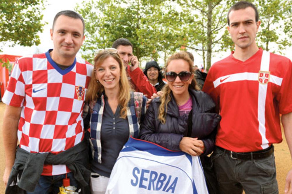 rukometaši Srbije, rukometaši Hrvatske, OI, Olimpijske igre