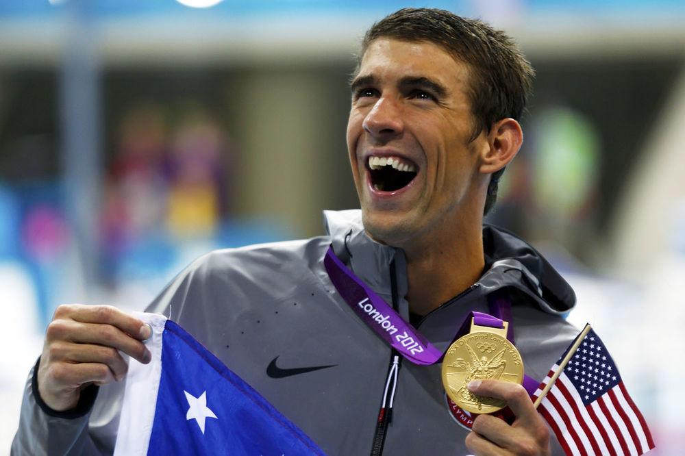 Felps najtrofejniji sportista u istoriji OI