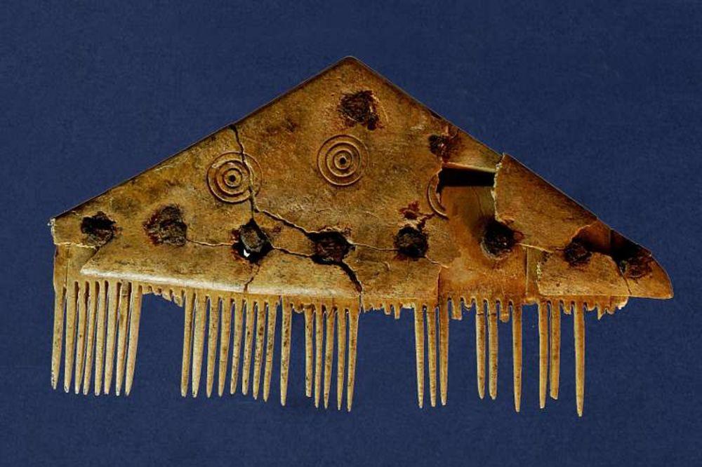 Češalj od jelenskog roga star 2.000 godina