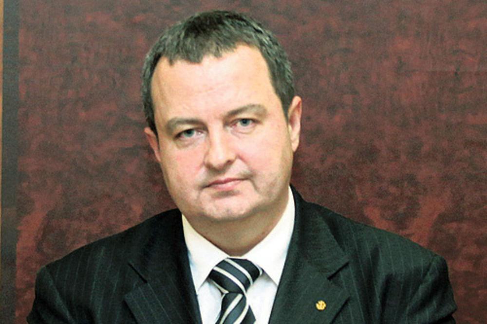 Dačić: Srbija se ne može priključiti sankcijama protiv Rusije