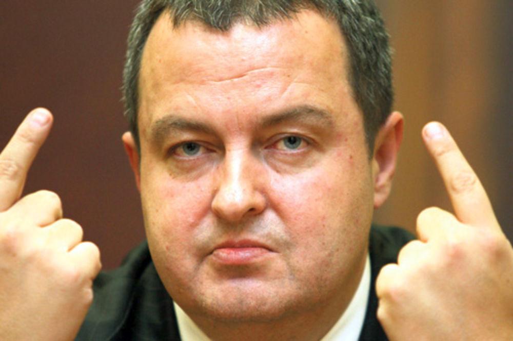 Dačić: Odlukom UEFA izgubile su i Srbija i Albanija