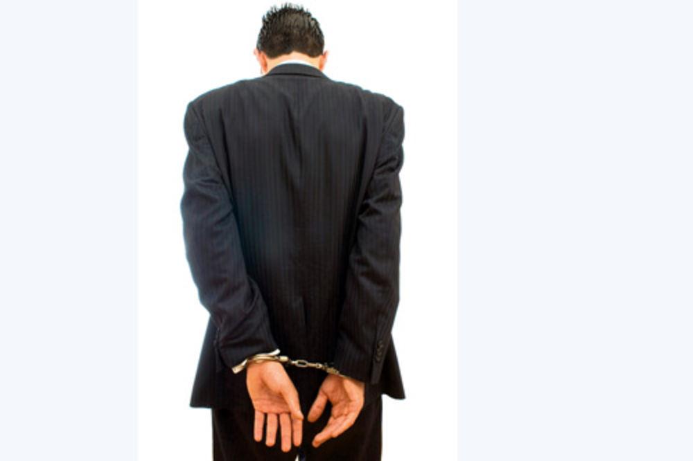 hapšenje, ministar, DS, demokrata