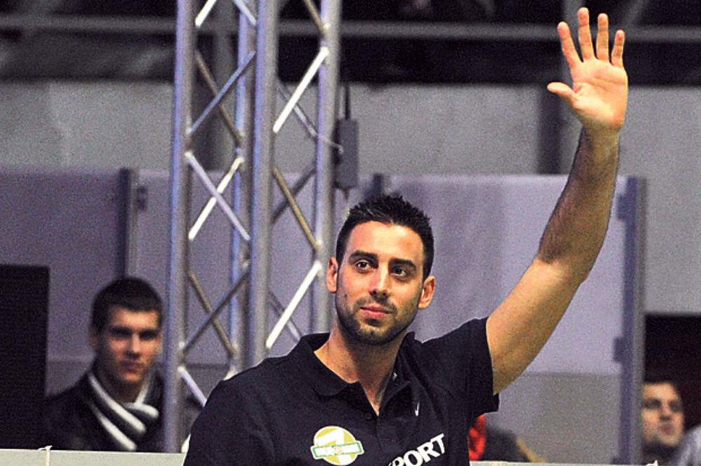 Milorad Čavić, član Međunarodnog olimpijskog komiteta,