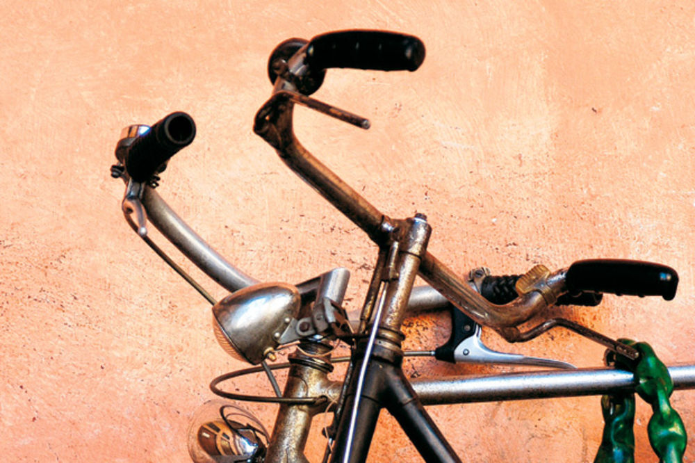 bicikl, krađa, Amerikanci, voz,