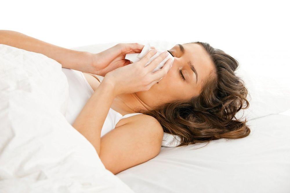 alergija, prehlada, bolest, kijavica