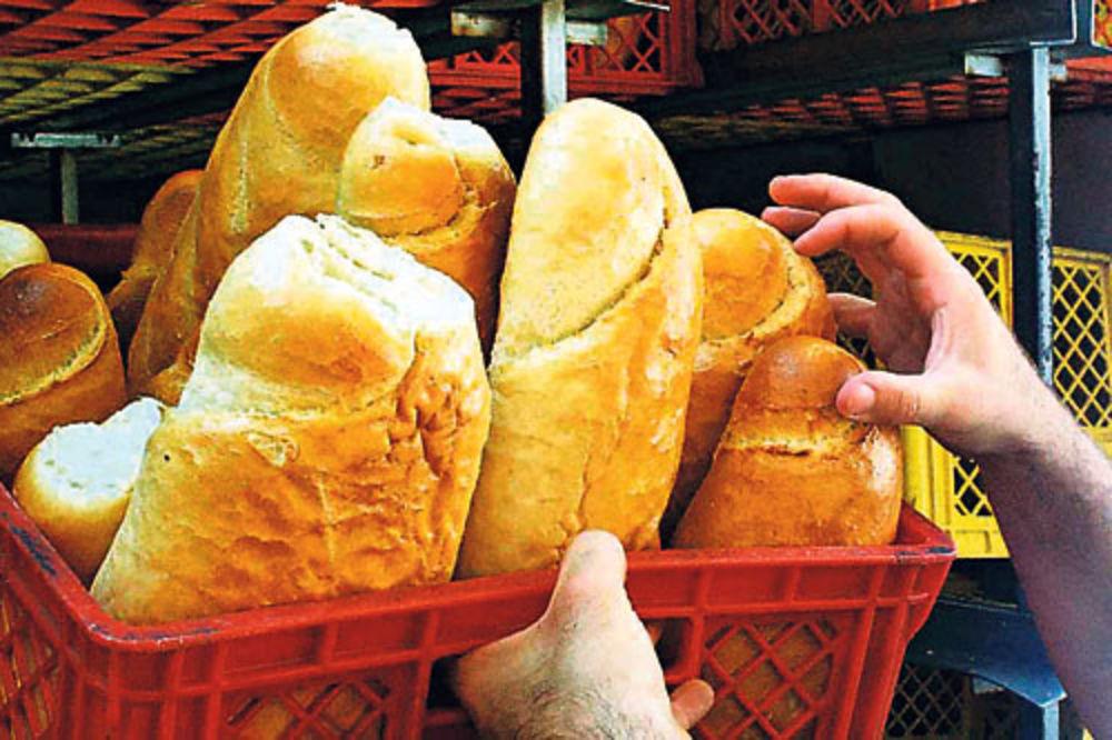 hleb, poskupljenje,