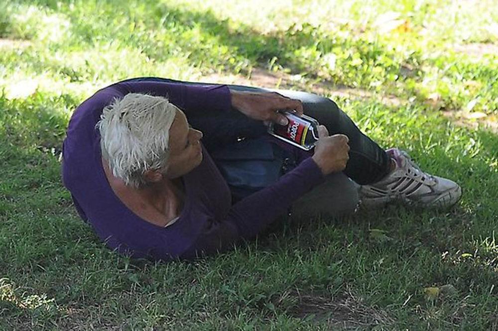 Brigit Nilsen mrtva pijana u parku LA