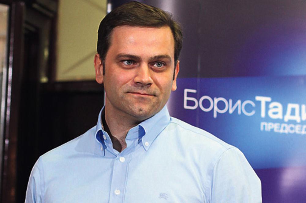 Borislav Stefanović: Ako se Tadić i Đilas ne dogovore, biće loma!