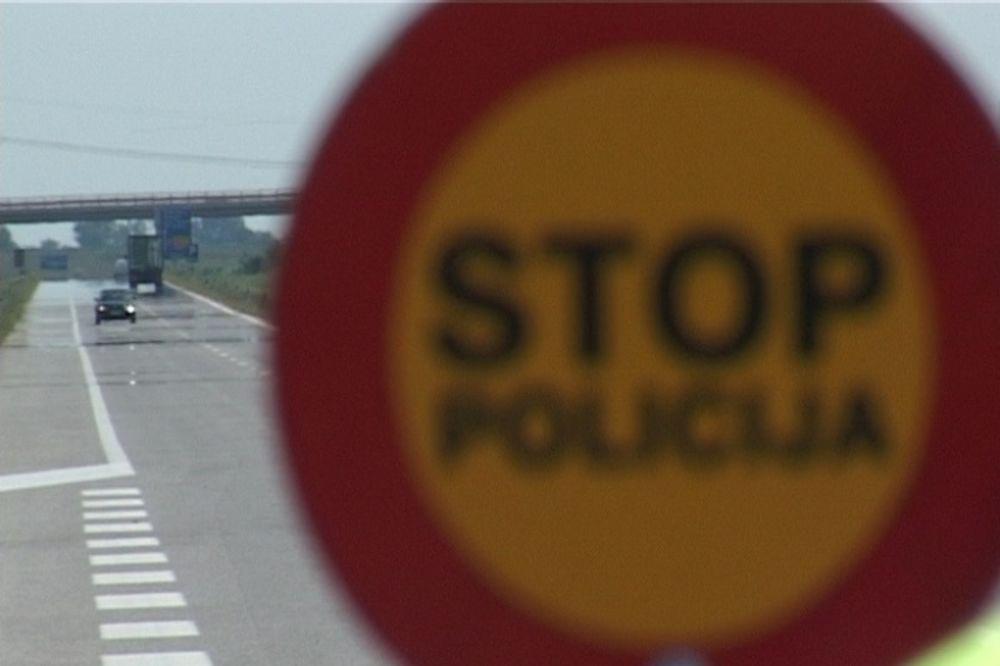 policija, saobracajna policija, stop