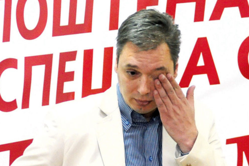Aleksandar Vučić, pritisak, VMA, Dragan Dinčić, lični lekar ...