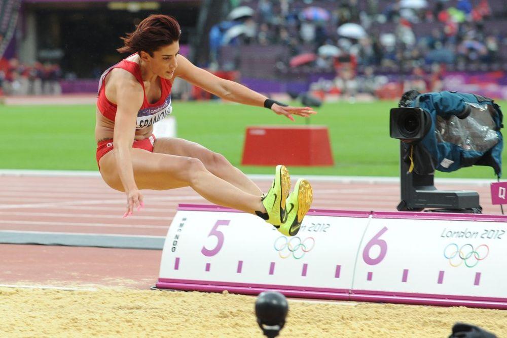 NIKO KAO IVANA: Španovićeva uz rekord najbolja atletičarka Evrope