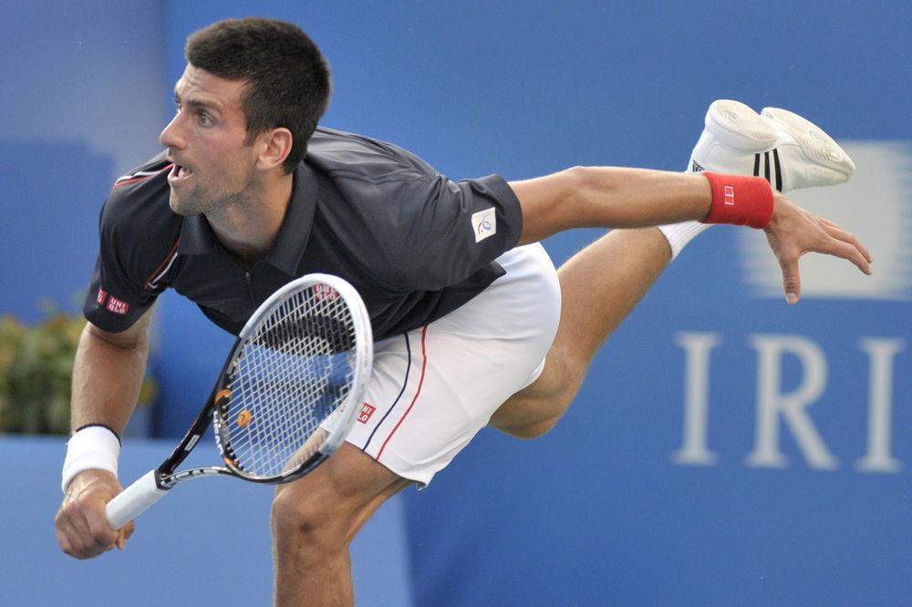 Za povratak na prvo mesto: Novak Đoković