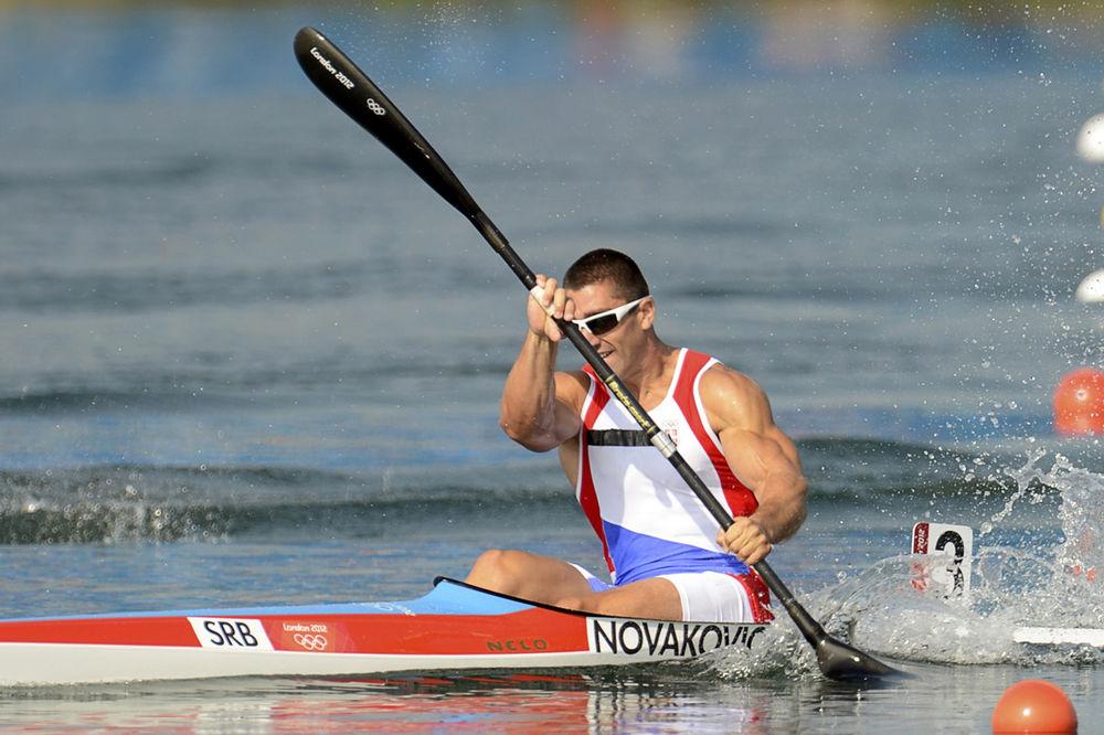Za medalju: Marko Novaković