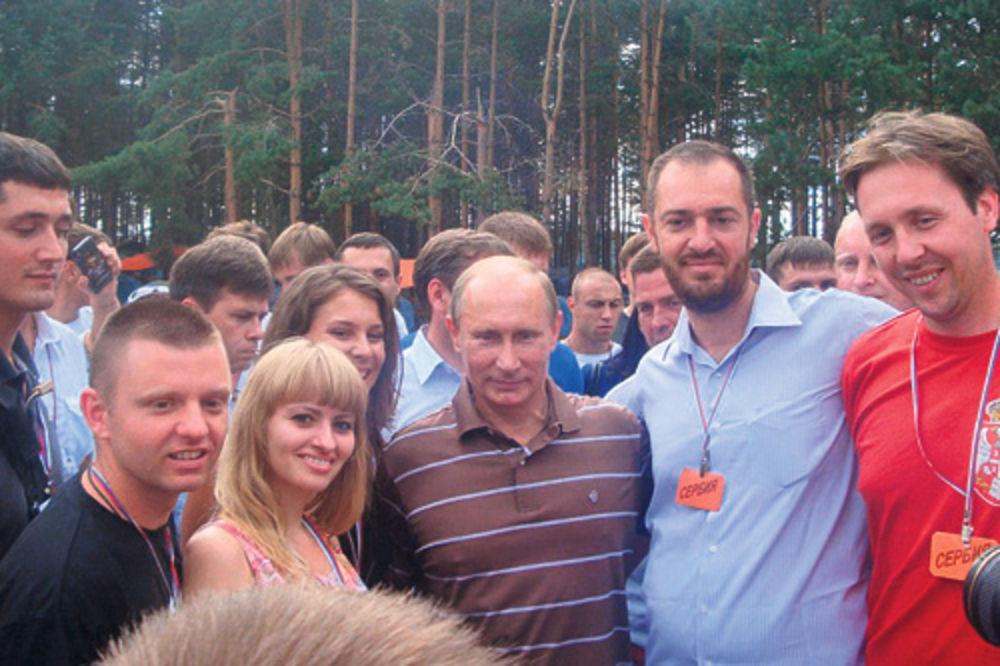 Dveri kod Putina