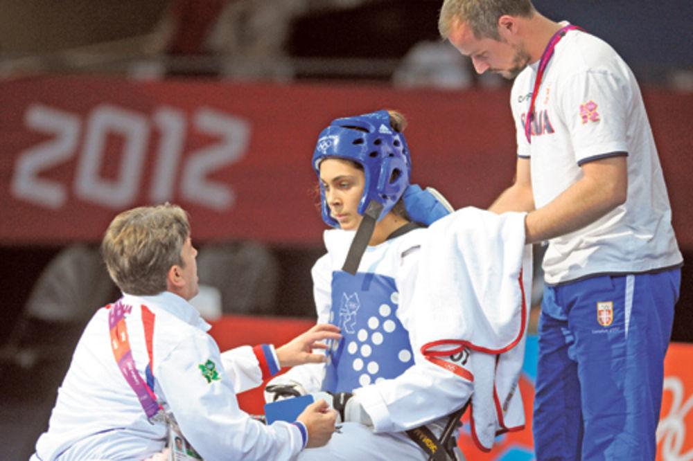 BIJE ZA MEDALJU: Milica Mandić osvojila bronzu na Gran priju u Kini