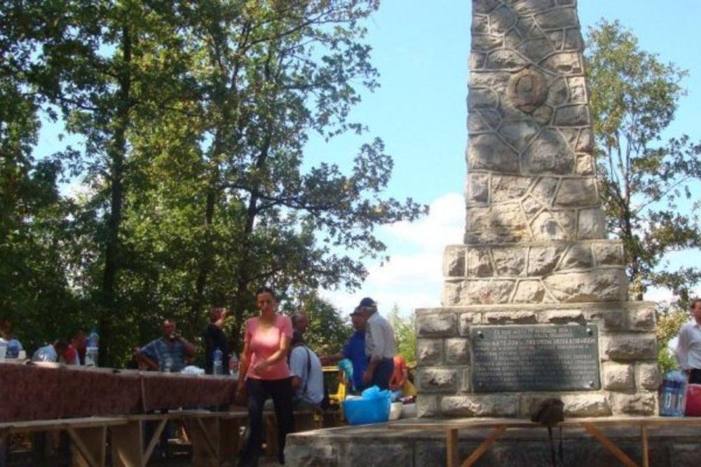 Mestani Obnovili Spomenik Iz Prvog Srpskog Ustanka