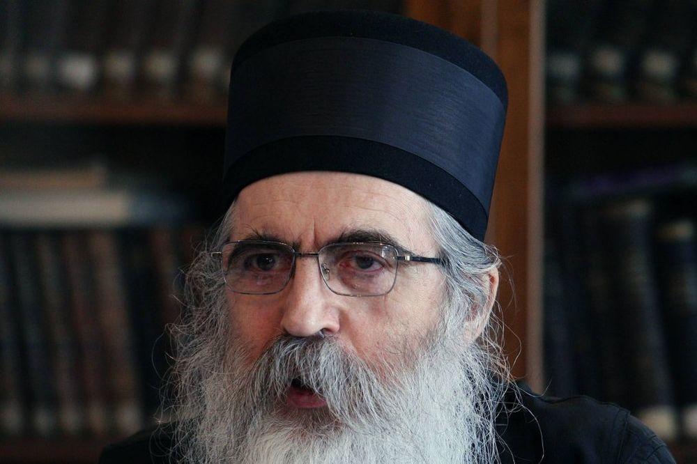Vladika bački Irinej: Nema poziva patrijarhu za susret s papom