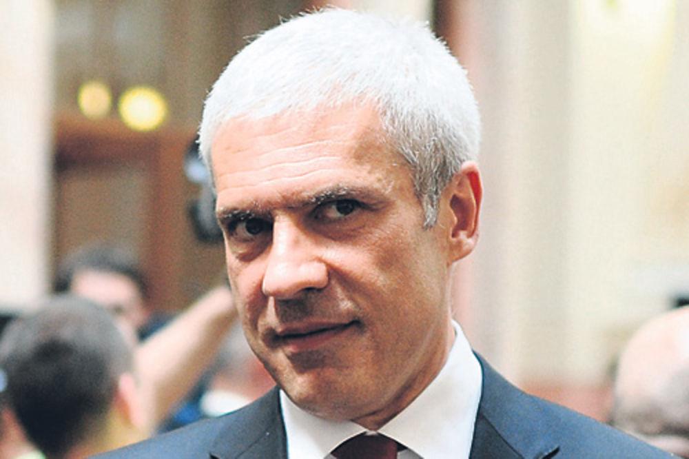 Boris Tadić, Dragan Đilas, cepanje DS, smena potpredsednika, Dušan petrović, Dra