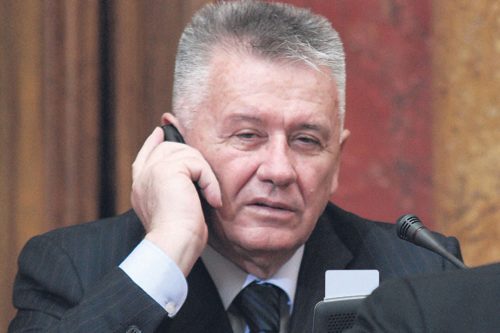 Velimir Ilić, praćenje, prisluškivanje, BIA, Dragan Marković Palma,