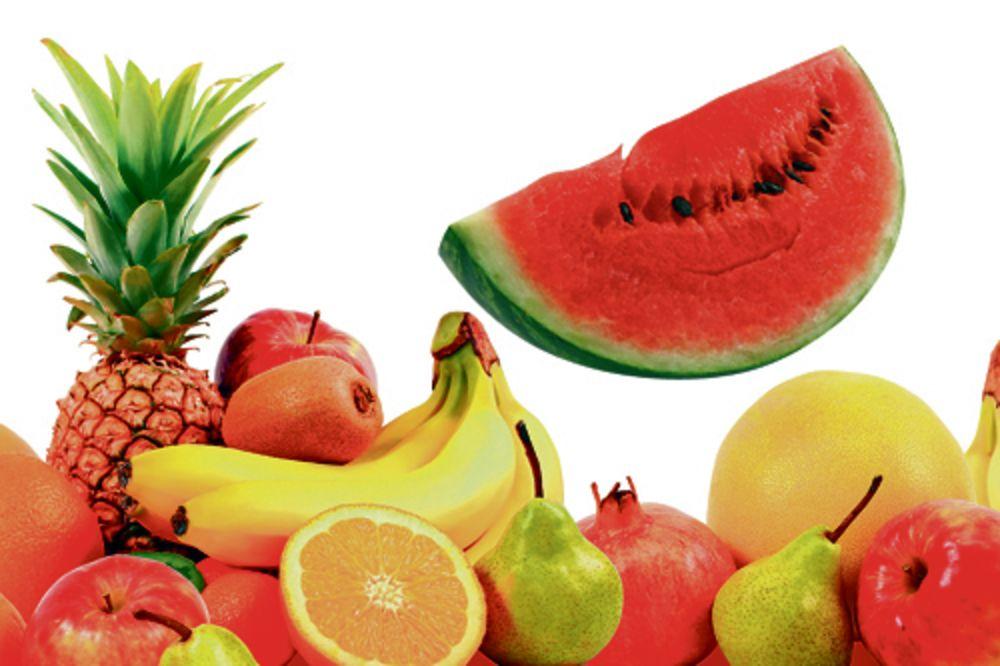Koje voće ima najmanje, a koje najviše šećera