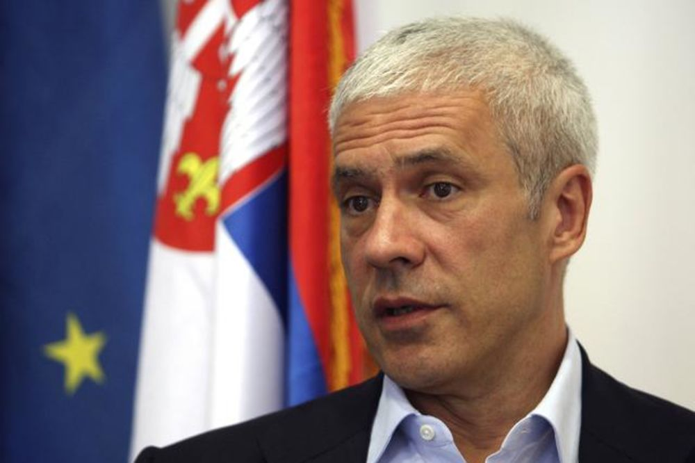 Tadić: Rakić je bio zadužen za Radulovića a ne ja