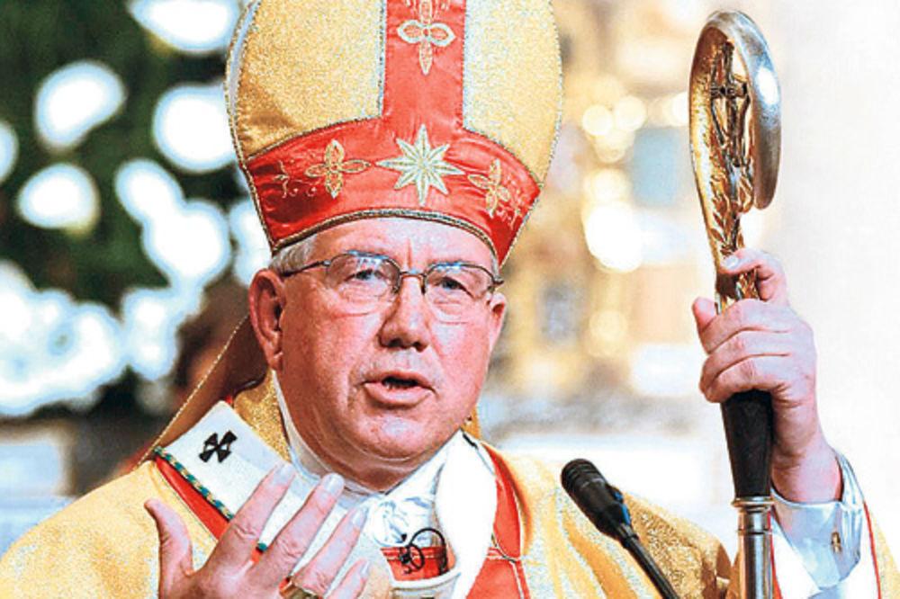 SKANDAL: Nadbiskup Stanislav Hočevar kupio otetu kuću!