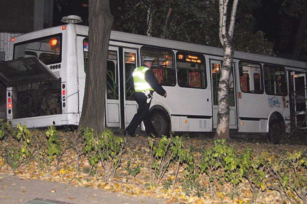 Optužen vozač autobusa ubice