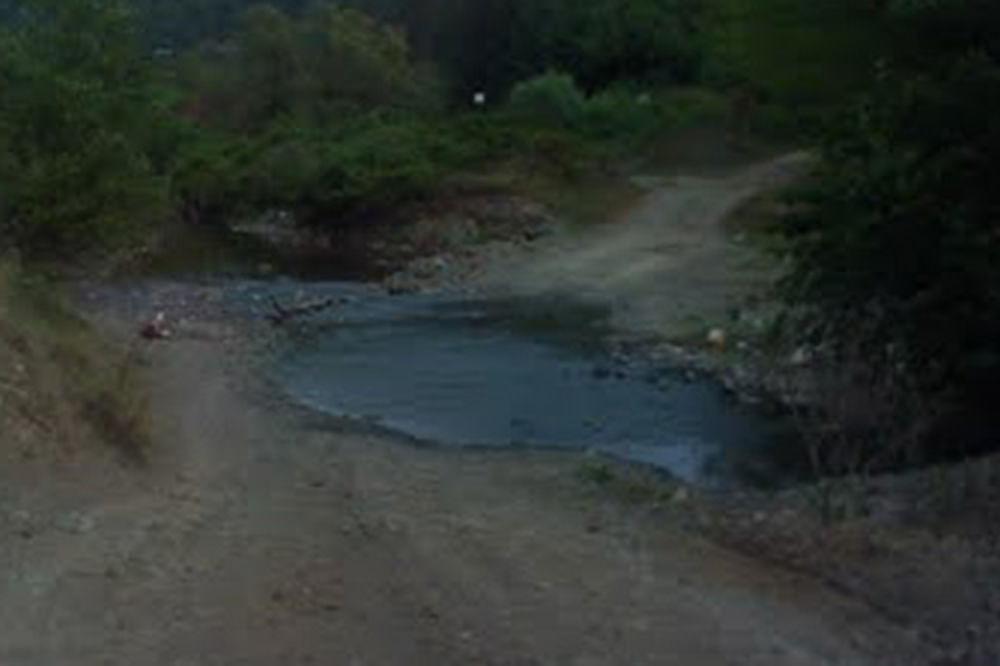 Kursumlija, Banjska reka, presusila,