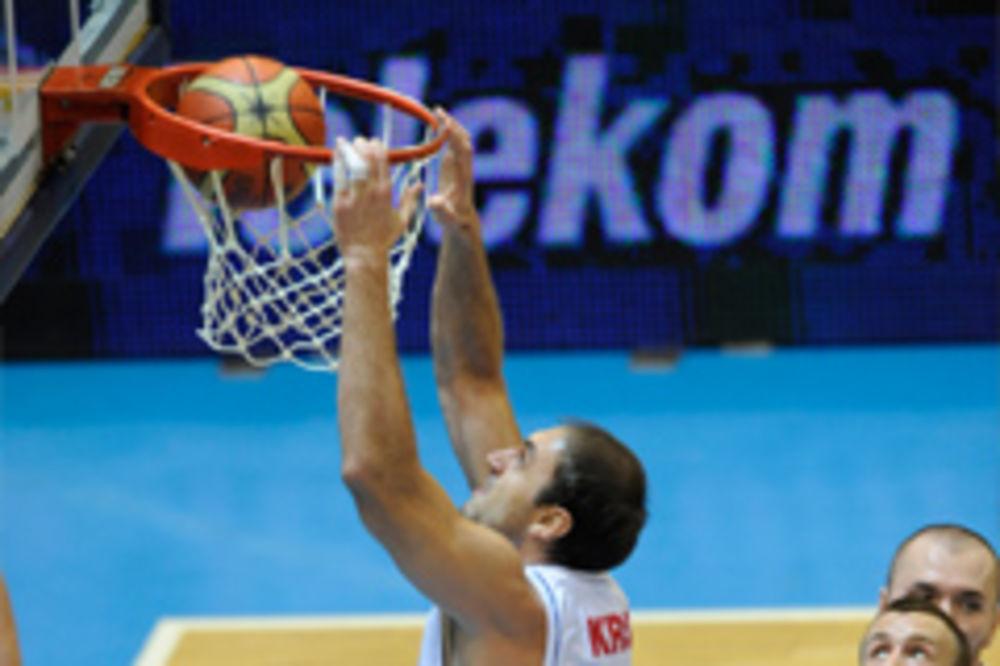 Košarkaši Srbije Se Poigravali Sa Estoncima