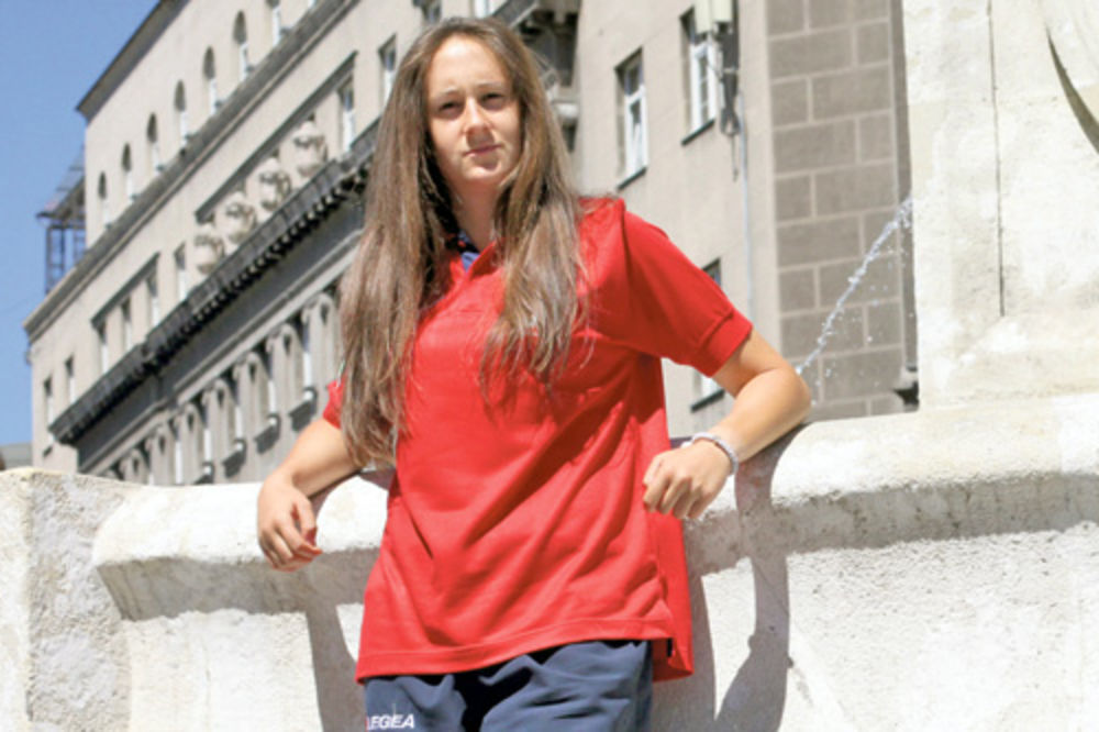 srpska paraolimpijka, Tanja Dragić, medalja, himna Srbije,