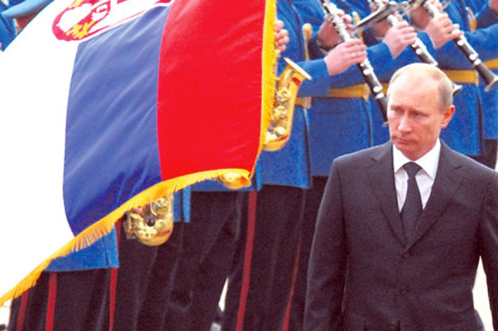 PUTINE SLOBO: Gardijan uporedio ruskog predsednika sa Slobodanom Miloševićem
