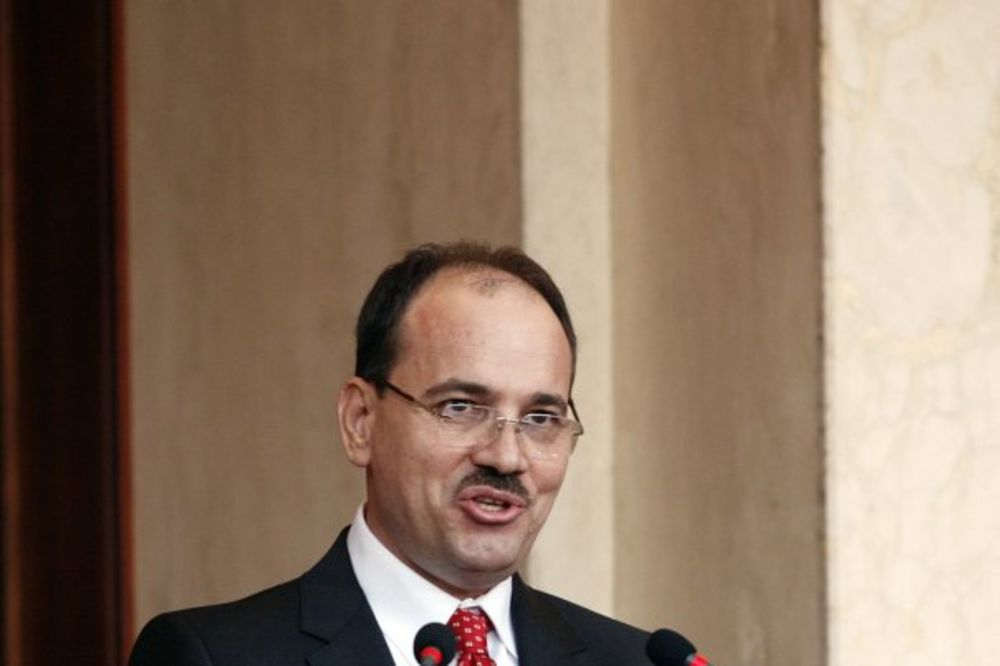 Bujar Nišani, albanija, predsednik