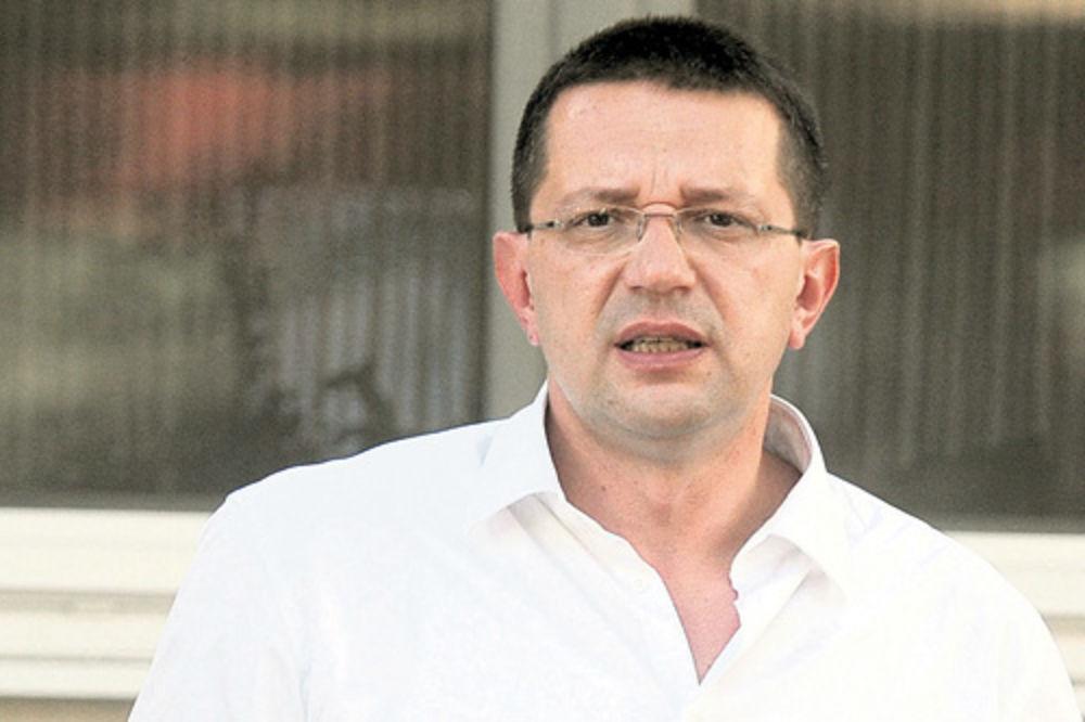 POŽAR U BORU Marić: Nema drame a ni opasnosti po magacin eksploziva RTB Bor