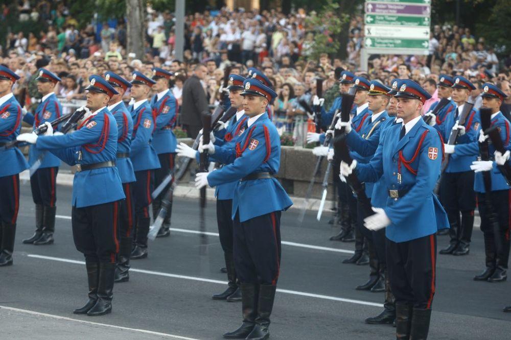 GARDA ZA PUTINA: Na paradi u Moskvi učestvovaće 75 pripadnika vojske Srbije